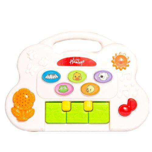 Hamleys Musical Animal Keyboar, Multi Color