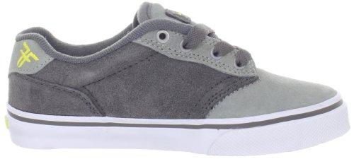 "Fallen SLASH Kids ""43070008 "" Unisex-Kinder Sneaker Grau (cement grey/gunmetal)"