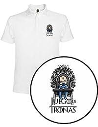Polo de Mujer Juego de Tronos Stark Tyrion Dragon Daenerys Khaleesi Valar Arya
