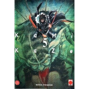 Kamikaze Edition simple Tome 5