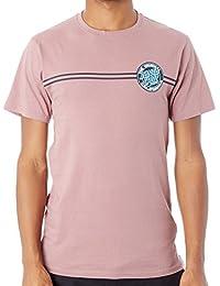 Mens Santa Cruz Cali Dot T-Shirt - Grape