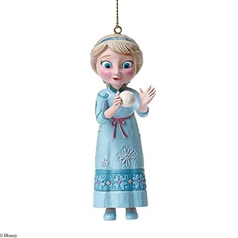 Disney Traditions A27548 Suspension Reine des Neiges Suspension Elsa 11