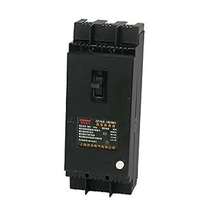 Amico 5000A coupure unipolaire Disjoncteur 380V AC 63A DZ15LE-100