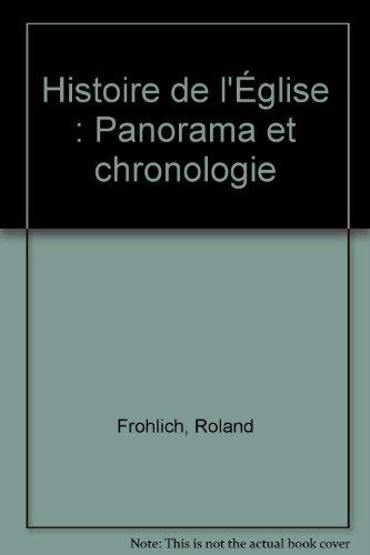 Histoire de l'Église : Panorama et chronologie