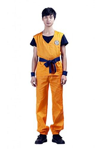 Imagen de mtxc goku para hombre para adultos son disfraz para hombre de 1st ver