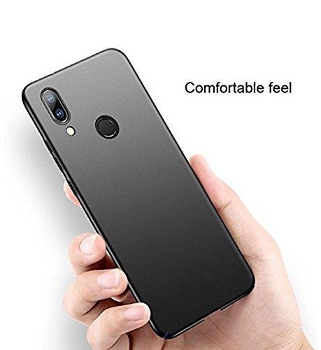 Kts Back Cover For Asus Zenfone Max Pro M1\ Back Cover Case For Asus Zenfone Max Pro M1 Back Cover Case - Black