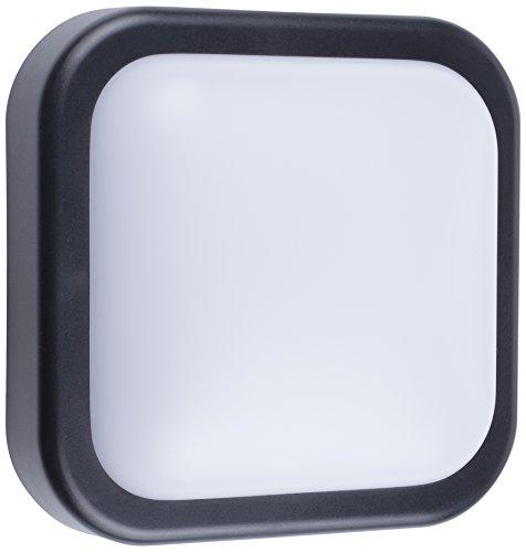 Smartwares GOL-002-HB Decken-/Wandleuchte – Integrierte LED-Leuchtmittel - Quadratisch