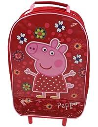 Peppa Pig Tropical Paradise - Mochila escolar Peppa pig (Trade Mark Collections PEPPA001234)