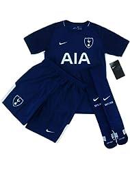 4075280fa Nike 2017-18 Tottenham Away Full Kit *BNIB* BOYS