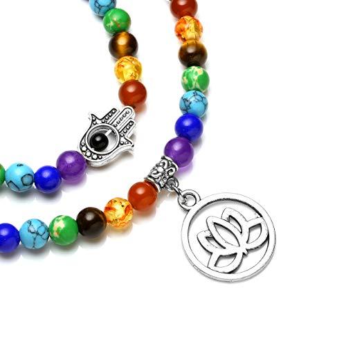 Zoom IMG-2 jovivi gioielli pietre naturale collana