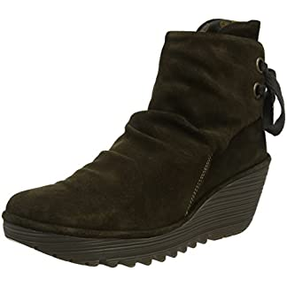Fly London Yama Oil Suede, Women's Boots 10