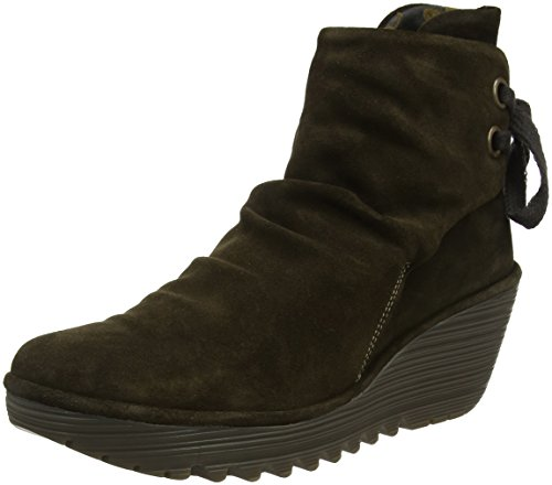 Fly London Yama Oil Suede, Women's Boots 1