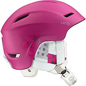 Salomon - Salomon Aura Custom Air Magenta Ski Helmet Casque - Magenta - S 53-56 - MAGENTA