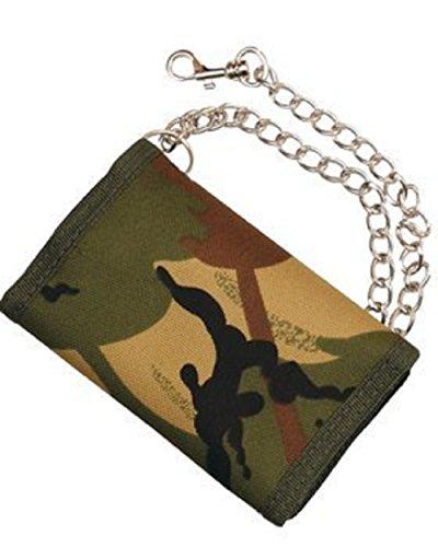 Herren Army Militär-Design, Reise-Etui mit Reißverschluss Mehrfarbig - DPM