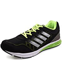 Bacca Bucci Men Black Lycra Sport Shoes