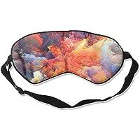 Sleep Eye Mask Red Cloud Lightweight Soft Blindfold Adjustable Head Strap Eyeshade Travel Eyepatch E1 preisvergleich bei billige-tabletten.eu