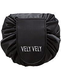 Lazy Makeup Bag Cosmetic Toiletry Organizer Wash Storage Pouch Drawstring Bag