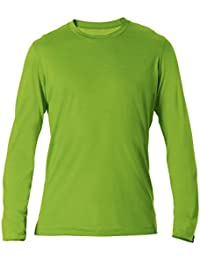 Hombre Large verano Océano Amazon Manni Rewoolution Camiseta negro Primavera El EIwqgfa