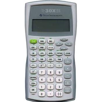 Texas Instruments TI 36X II Taschenrechner: Amazon.de
