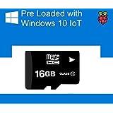 8GB carte Micro SD préchargé avec Windows 10 IOT Core pour Pi framboise 2 - 16 GB