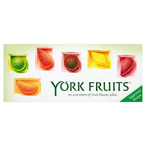 York Fruits 200G - Paquet de 6