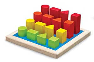 Wonderworld WED-3091 Juego Educativo - Juegos educativos (Multicolor, Niño, Niño/niña, 1,5 año(s), Madera, 250 mm)