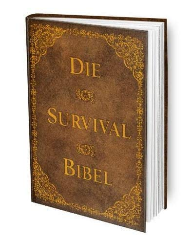 Die Survival Bibel - Krisenheld Outdoor Krisenvorsorge - Outdoor Camping