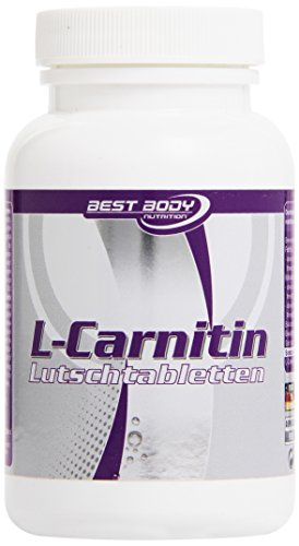 Best Body Nutrition L-Carnitin Tabs, Citrus, 60 St. Dose