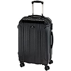 Check.IN Trolley XL 77cm Bilbao Black Negro