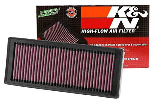 K&N 33-2945 KFZ Hochleistungsluftfiltersystem