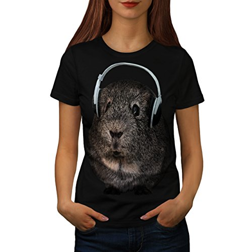 guinea-pig-music-pet-animal-fur-women-new-black-l-t-shirt-wellcoda