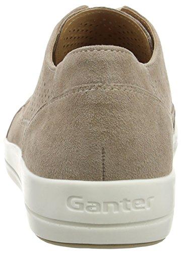 Ganter Giulietta, Largeur G, Scarpe Stringate Donna Beige (beige (fumée 6900))