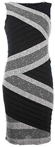 Joseph Ribkoff Women's Pleated Dress