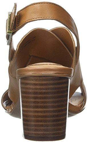 Clarks - Ralene Vive, Sandalo da donna Marrone (Tan Leather)
