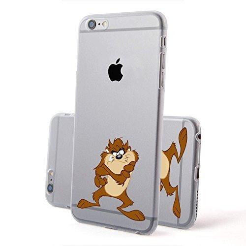 Custodia rigida looney tunes taz serie 2 iPhone - TAZ Aggressivo, Iphone 5/5S TAZ Cool