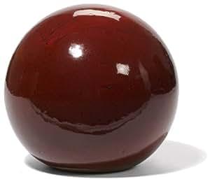 TerraDura Dekokugel, rot, 20 cm