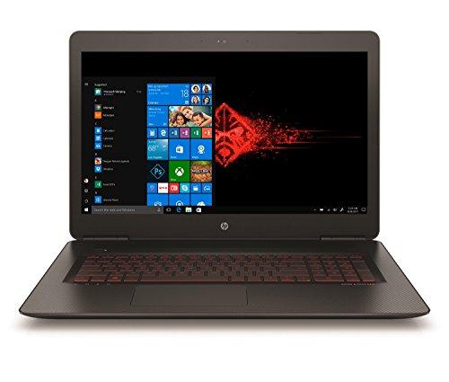 "HP OMEN 17-w099nf PC Portable Gaming 17"" Full HD Noir (Intel Core i5, 8 Go de RAM, 1 To + SSD 128 Go, Nvidia GeForce GTX 960M, Windows 10)"