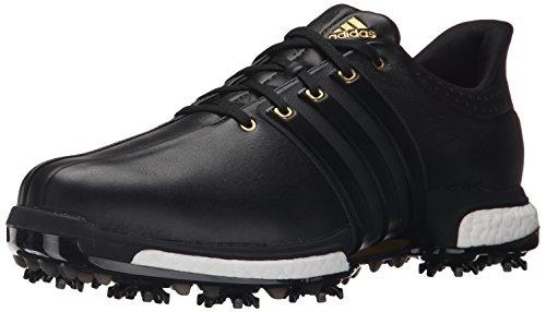 adidas adidasTour360 Boost-M - Tour360 Boost-m Herren Black/Black/Gold Metallic