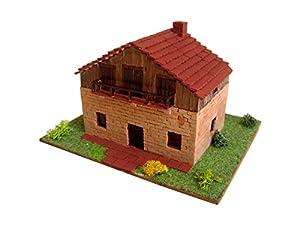 Keranova- Kit de cerámica Villa Florentina, Color marrón (30223)