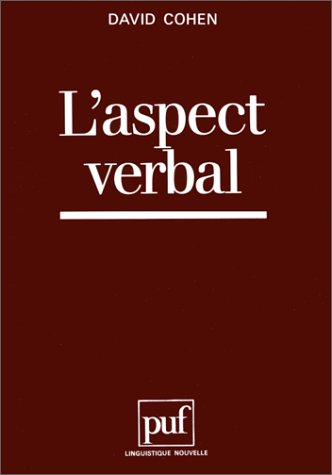 L'aspect verbal