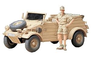 Tamiya 35238 - Maqueta para montar Kubelwagen Tipo 82, escala 1:35