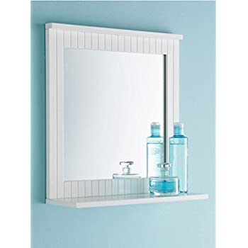 Bathroom Mirror With Shelf