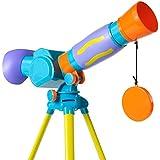 Learning Resources-Mi Primer telescopio GeoSafari Jr, Color (EI-5109)