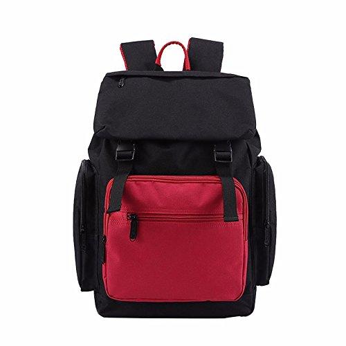 tasche des junior freizeit high und rucksack der schoolbag campus schwarz school Sw7nfqqz8