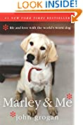 #8: Marley & Me: Life and Love with the World's Worst Dog