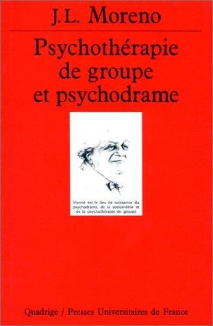 Psychothrapie de groupe et psychodrame