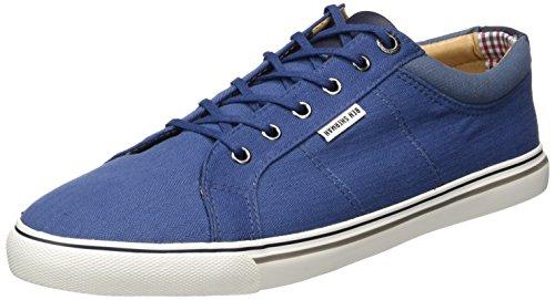 Ben ShermanTeni Derby - Scarpe da Ginnastica Basse uomo , blu (Blue (Blue)), 42.5