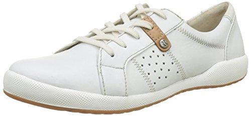 Romika Cordoba 01, Sneaker Donna Bianco (Weiss)