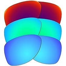 Dynamix polarizadas lentes de repuesto para Oakley Dispatch 2gafas de sol–Múltiples opciones