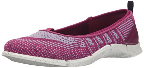 Ecco Intrinsic Karma, Damen Mary Jane Halbschuhe, Violett (Fuchsia/Fuchsia-L.PURPLE/FUCHSIA59798), 41 EU (8.5 Damen - Mary Jane Purple Schuhe